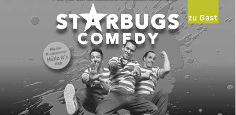 Starbugs Comedy – JUMP